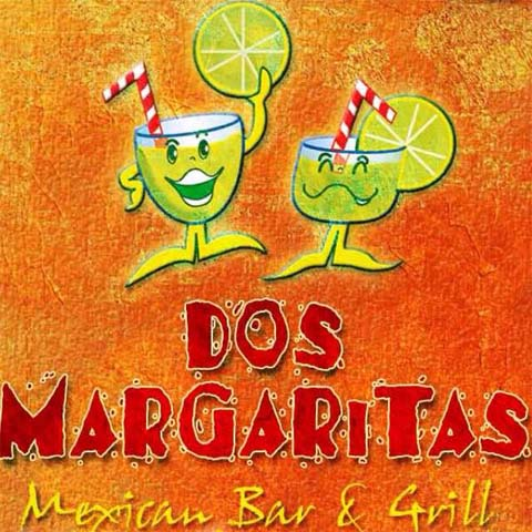 Dos Margaritas Mexican Grill - Restaurants - Fairview, TN - Logo